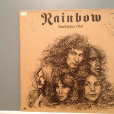 RAINBOW - LONG LIVE ROCK'N'ROLL (1978/POLYDOR/RFG) - Vinil/Analog/Vinyl - Muzica Rock