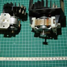 Motor electric /turbina aer/ventilator -set 2 bucati