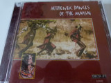 Authentic dance of the Masai -cd