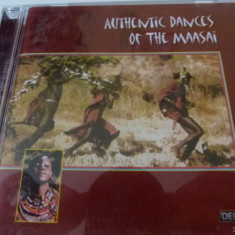 Authentic dance of the Masai -cd - Muzica Drum and Bass