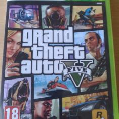 Vand gta 5 gta 4 si gta 4 liberty city xbox 360 in stare foarte buna - GTA 5 Xbox 360 Rockstar Games
