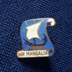 Insigna Mangalia - Turism