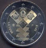LITUANIA moneda 2 euro comemorativa 2018_Statele Baltice - UNC, Europa, Cupru-Nichel