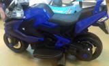 Motocicleta 12v  /led pe roti/usb/3-8 ani MT06