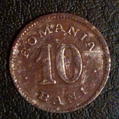 Moneda- Romania - 10 Bani - Anul 1900 -starea Ce Se Vede