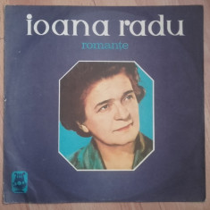VINIL - Ioana Radu, romante - Muzica Lautareasca