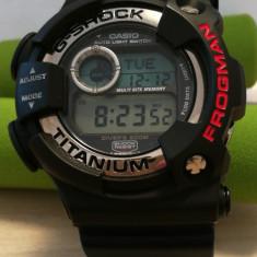 Vand ceas rar Casio G - Shock Frogman DW9950 in stare foarte buna - Ceas barbatesc Casio, Quartz