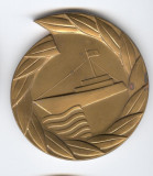 Placheta NAVO MODELISM - medalie tineret Pionieri