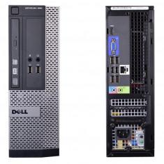 Calculator second hand Dell Optiplex 390 sff i3-2120, 4Gb ddr3, 250Gb, Dvd-rom - Sisteme desktop fara monitor Dell, Intel Core i3, Fara sistem operare