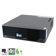 Sistem PC Intel Dual Core 2x3, 20 Ghz, 8Gb DDR3, hdd 500Gb, DVDRW, 4gb video P70 - Sisteme desktop cu monitor Fujitsu, Intel Core 2 Duo, Peste 3000 Mhz, 500-999 GB, LGA775