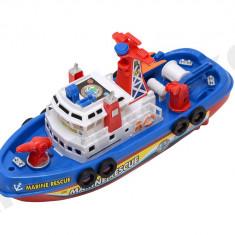 Barca pompieri - Fire boat - Vehicul