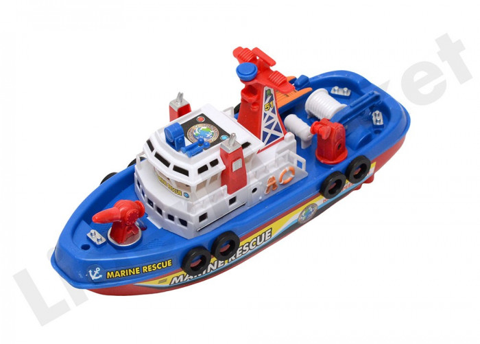 Barca pompieri - Fire boat