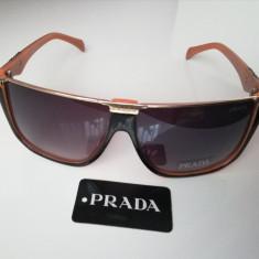 Ochelari de soare PRADA SPS67N - super model unisex, Protectie UV 100%, Plastic