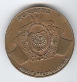 Placheta Scoala Militara pt Pregatirea Sub Ofiterilor de Politie - Cimpina