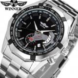 Ceas Winner Win064 Automatic Caliper - Ceas barbatesc