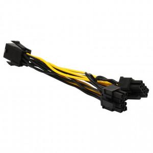 Cablu de alimentare placa video 8pini PCI express la 8pini PCI express