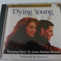 Dying young -cd - Muzica soundtrack arista