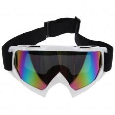 Ochelari unisex ski, snowboard si multe alte sporturi, lentila multicolora, O2AM - Ochelari ski