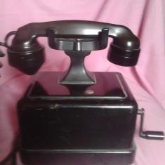 TELEFON VECHI CU MANIVELA