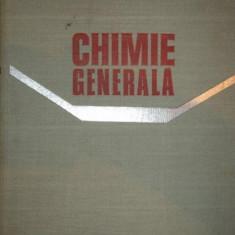 CHIMIE GENERALA-CONSTANTIN RABEGA, MARIA RABEGA, BUC.1975 - Carte Chimie