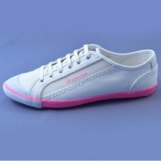 Adidasi/tenisi calvin klein produa nou - Adidasi dama Calvin Klein, Culoare: Alb, Marime: 40