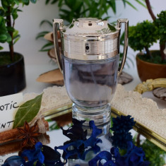 Parfum Original Paco Rabanne - Invictus +CADOU - Parfum barbati Paco Rabanne, Apa de toaleta, 100 ml