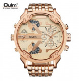Ceas Militar OULM021 Ultimate Full Dz Gold