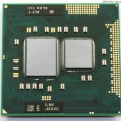 CPU Procesor PC Intel Socket G1 i3 370M 2.4Ghz dual core