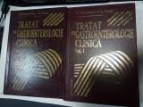 TRATAT DE GASTROENTEROLOGIE CLINICA - M. Grigorescu , O.Pascu - 2 volume