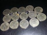 Moneda 100 Lei - Romania, Regat 1943.Set Monede vechi 14 buc,TRANSPORT GRATUIT