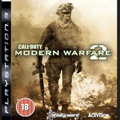 CALL Of DUTY Modern Warfare 2 Joc PS3 Original - Jocuri PS3 Activision, Shooting, 18+