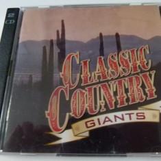 Classic Country - 2 cd - Muzica Country