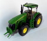 WIKING tractor John Deere 8530   1:87, 1:43