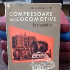 COMPRESOARE PENTRU LOCOMOTIVE - N. OPREA