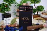 Parfum Original  Bvlgari - Man In Black  +CADOU, Apa de parfum, 100 ml