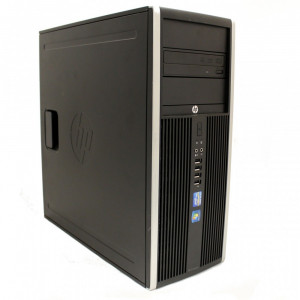 Calculator second hand HP Compaq 8200 Elite MT i3-2100, 8Gb ddr3, 320Gb, Dvd-rom
