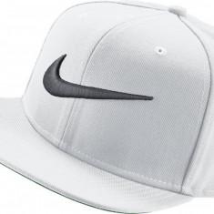 Sapca Nike SWOOSH PRO (Alba) Snapback - Sapca Barbati Nike, Marime: Marime universala