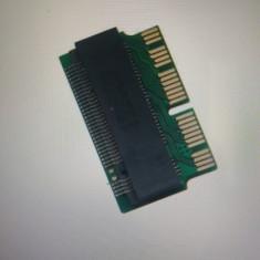 Adaptor M.2 NGFF PCIe x4 SSD la MacBook Air 2013