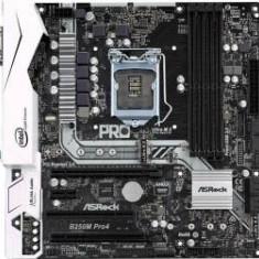Placa de baza ASRock B250M Pro4 Socket 1151 b250m-pro4, noua, garantie, Pentru INTEL, LGA1151, DDR, MicroATX