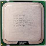 CPU Procesor PC Intel Celeron D 346 SL7TY/3,06Ghz/256kb/533mhz, 1