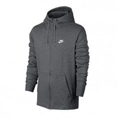 Bluza, Hanorac Nike Jersey Club-Bluza Originala-Hanorac Barbati 861754-071 - Bluza barbati Nike, Marime: S, M, L, XL, XXL, Culoare: Din imagine