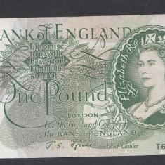 Anglia 1 pound 1960 1977 1 - bancnota europa