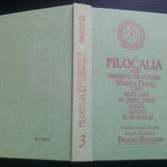 Filocalia sfintelor nevointe ale desavarsirii// volumul 3 - Carti ortodoxe