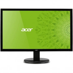Monitor LED Acer K192HQLB 18.5 inch 5ms Black, 18 inch, 1366 x 768