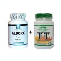 Pentru Performante Sexuale ALDORA 60 capsule TNT Plus 60 capsule - Energizante