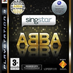 SingStar ABBA Joc Ps3 Original, 18+