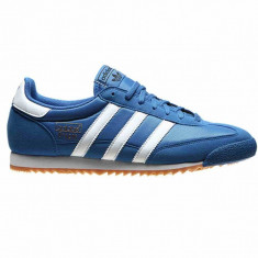 Pantofi sport barbati adidas Dragon OG BY9699 - Adidasi barbati, Albastru
