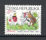 Cehia .1999 Ziua mondiala a copilului  KZ.639