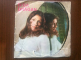 Dida dragan glas de paduri trepte de lumina disc vinyl single MUZICA rock pop, VINIL, electrecord
