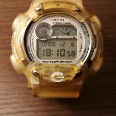 Vand ceas rar Casio G - Shock DW8600 Fisherman, editie limitată 1998 - Ceas barbatesc Casio, Quartz
